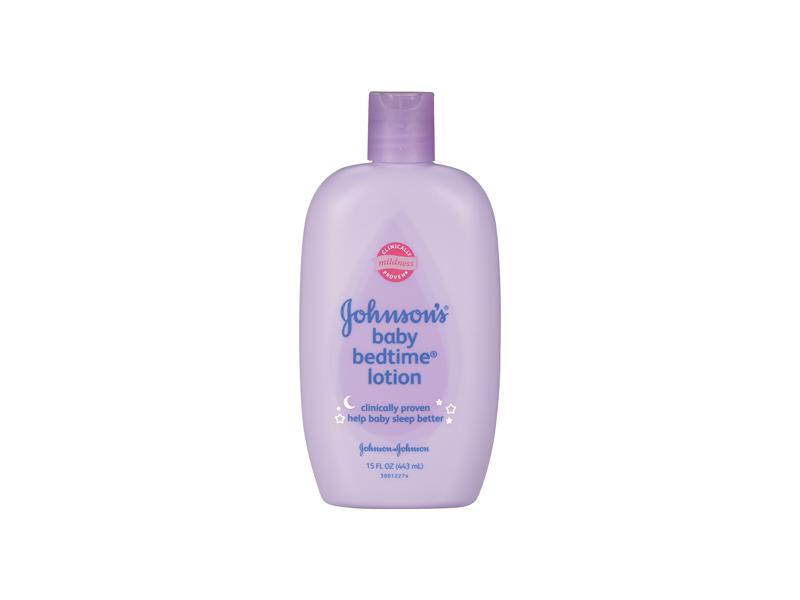 Johnson's Baby Bedtime Lotion, Johnson & Johnson