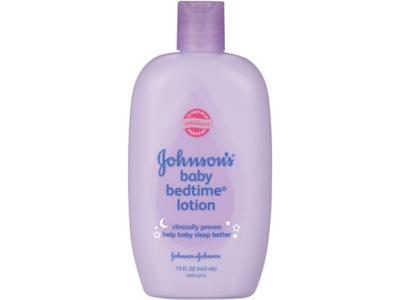Johnson's Baby Bedtime Lotion, Johnson & Johnson - Image 1