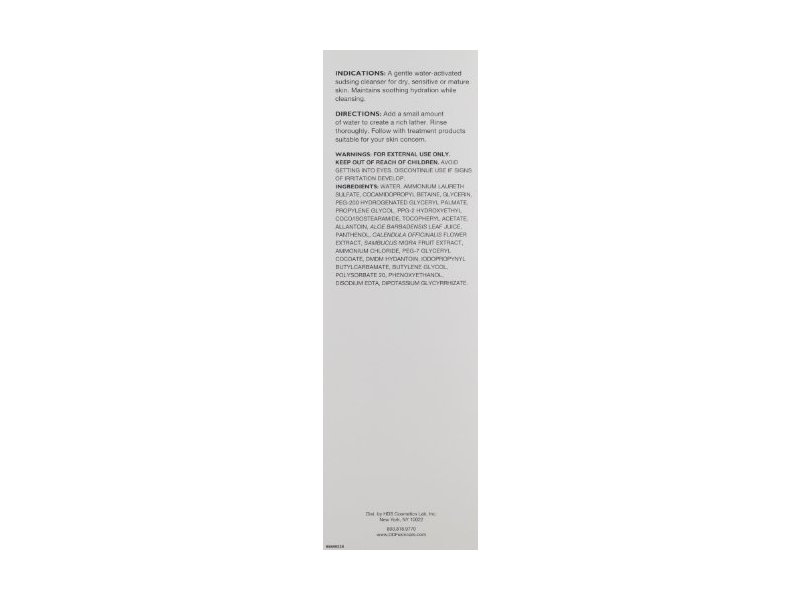 DDF Sensitive Skin Cleansing Gel, 6 fl. oz.