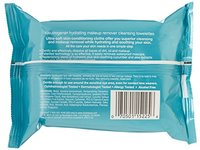 Neutrogena Makeup Remover Cleansing Towelettes Hydrating, Johnson & Johnson - Image 1