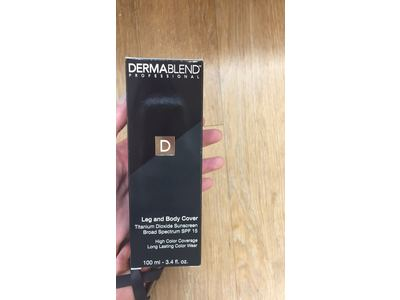 Dermablend Leg and Body Cover, SPF 15, Tawny,3.4 fl oz - Image 3