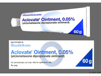 Aclovate Ointment 0.05% (RX), 15 Grams, Glaxo-Smith-Kline - Image 2