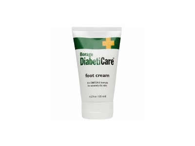 ShiKai Borage DiabetiCare Foot Cream, 4.2 oz