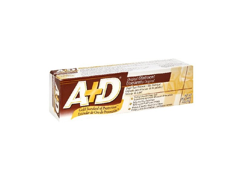 A+D Original Ointment, 4 oz