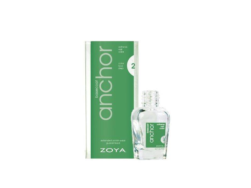 Zoya Anchor Base Nail Polish Refill Bottle, 0.5 Ounce