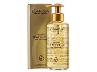 Lanza Healing Haircare Keratin Healing Oil Hair Treatment, 6.2 oz