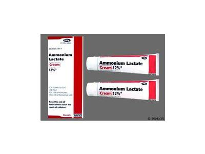 Ammonium Lactate 12% Topical Cream (RX) 140 Grams, Taro Pharmacueticals