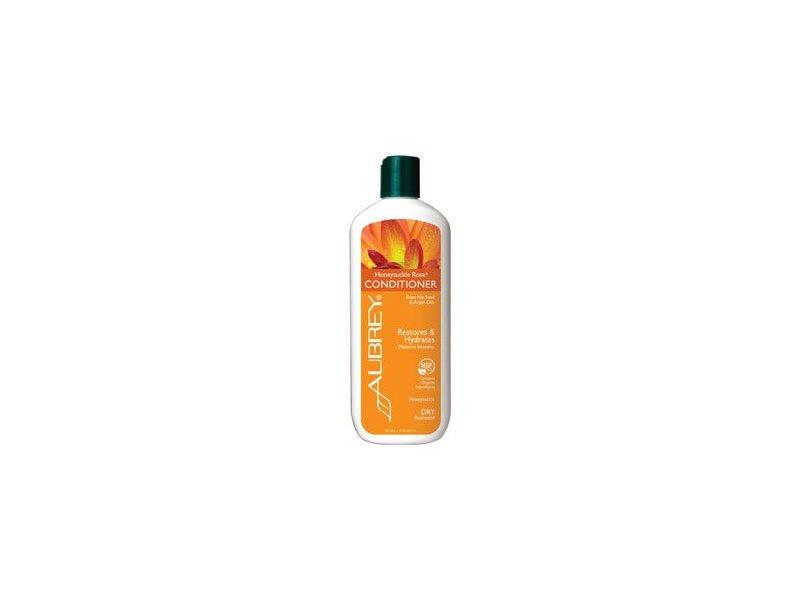 Aubrey Organics Honeysuckle Rose Conditioner - 11oz