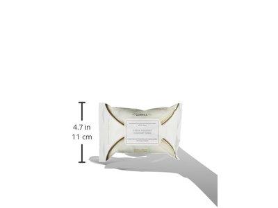 KORRES Greek Yoghurt Cleansing and Make-Up Removing Wipes, 0.35 lb. - Image 4