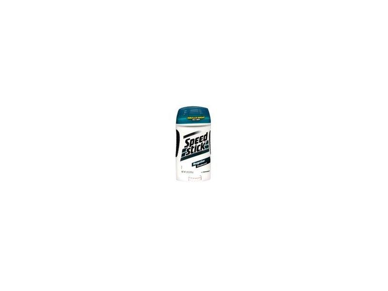 Speed Stick Solid Deodorant Regular 3.25 oz. (Pack of 2)