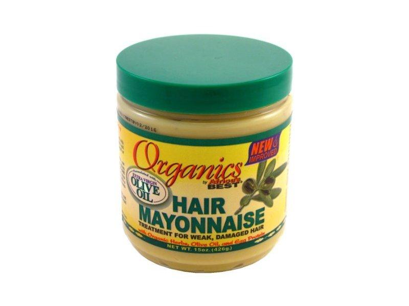 Africa's Best Organics Hair Mayonnaise 15 oz (Pack of 8)
