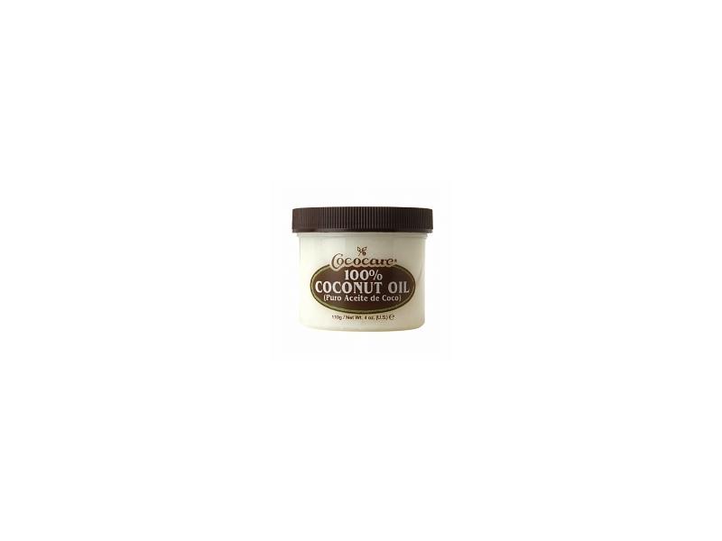 Cococare 100% Coconut Oil, 4 oz