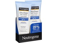 Neutrogena Ultra Sheer Dry-touch Sunscreen Broad Spectrum SPF-30, Johnson & Johnson - Image 6