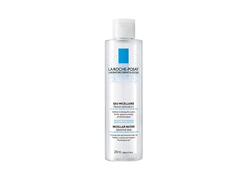 La Roche-Posay Physiological Micellar Cleansing Solution for Sensitive Skin, 6.76 fl. Oz.