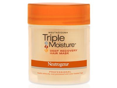 Neutrogena Triple Moisture Deep Recovery Hair Mask, Johnson & Johnson - Image 1