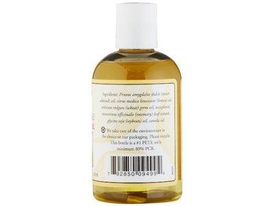 Burt's Bees Lemon & Vitamin E Bath & Body Oil, 4 Fluid Ounce - Image 3