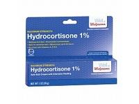 Walgreens Maximum Strength Hydrocortisone 1% Cream, 1 oz - Image 2
