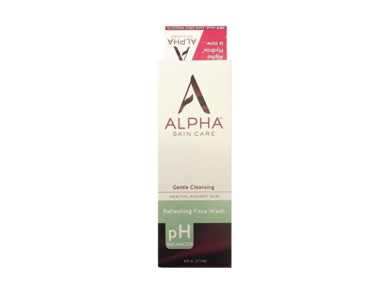 Alpha Skin Care Gentle Cleansing, 6 fl oz