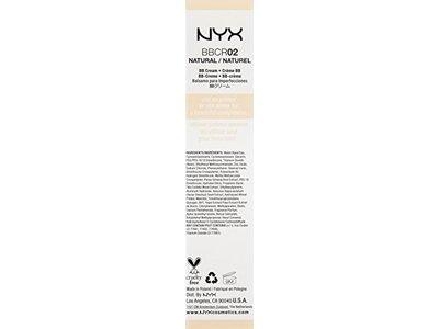 NYX BB Cream, Natural, 1.0 fl oz - Image 4