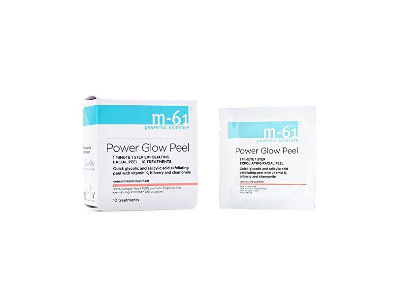 M-61 Power Glow Peel, Size 10 Treatments