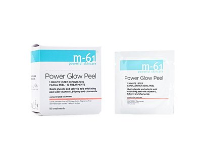 M-61 Power Glow Peel, Size 10 Treatments