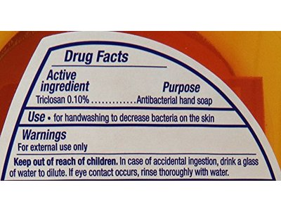 Dawn Ultra Antibacterial Hand Soap/Dishwashing Liquid, Orange Scent, 24 fl oz - Image 3