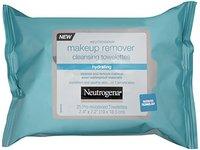 Neutrogena Makeup Remover Cleansing Towelettes Hydrating, Johnson & Johnson - Image 4