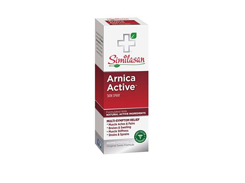 Similasan Arnica Active Skin Spray, 3.04 Fluid Ounce