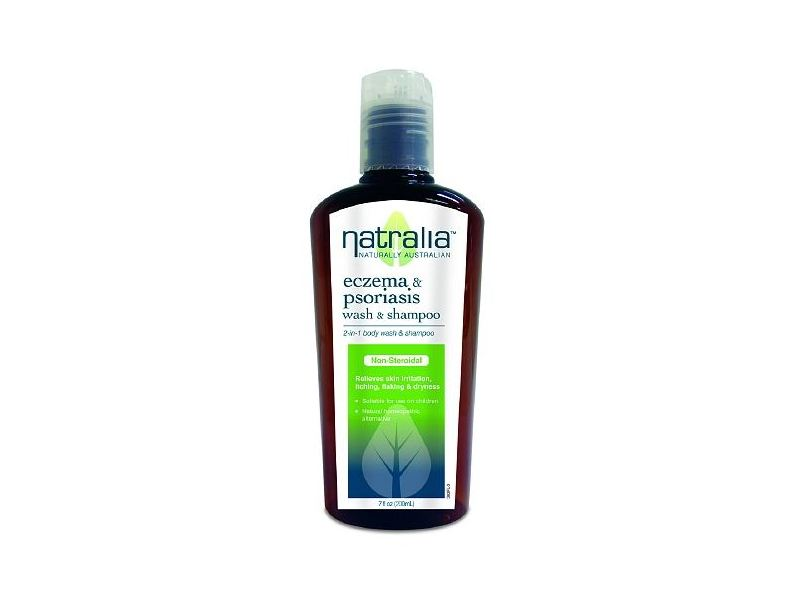 Natralia Eczema & Psoriasis Wash & Shampoo, 7 oz
