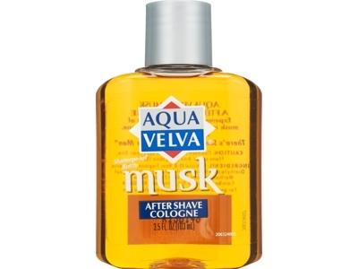Aqua Velva After Shave, Musk, 3.5 oz