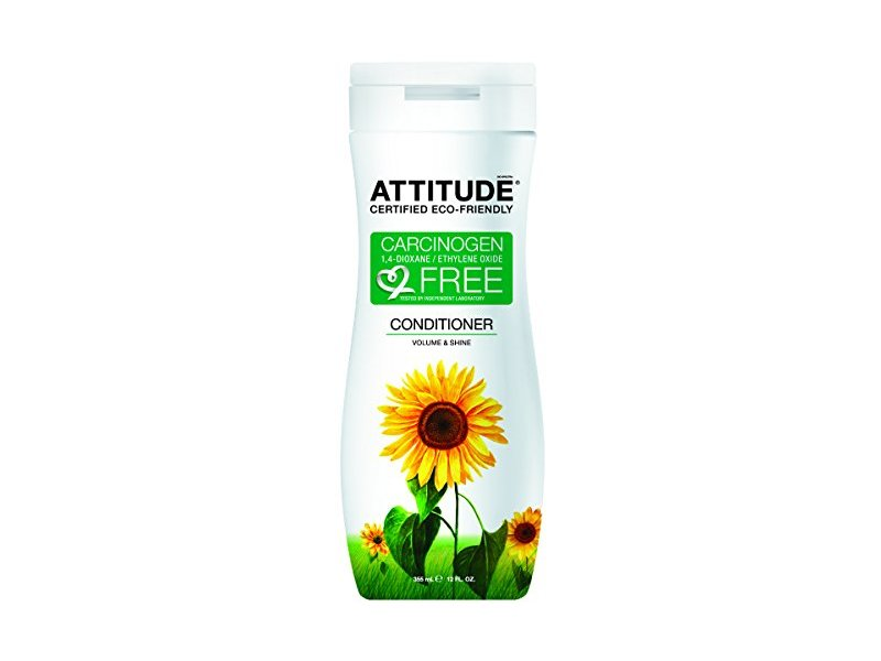 ATTITUDE Conditioner Volume and Shine, 12 Fluid Ounce