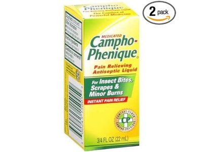 Campho-phenique Liquid, 0.75-Ounce (Pack Of 2) - Image 1