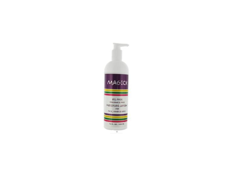 Magick Botanicals Oil Free Moisture Lotion