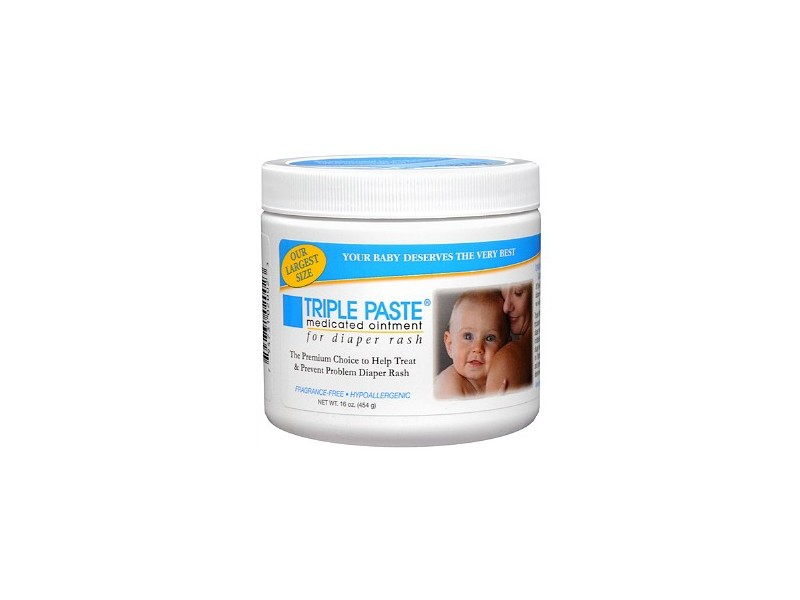 Triple Paste Medicated Ointment For Diaper Rash, Summers Labs, Inc.