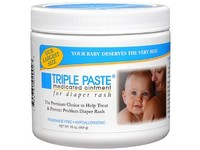 Triple Paste Medicated Ointment For Diaper Rash, Summers Labs, Inc. - Image 1