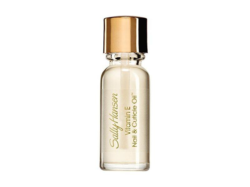 Sally Hansen Vitamin E Nail and Cuticle Oil, 0.45 Fluid Ounce