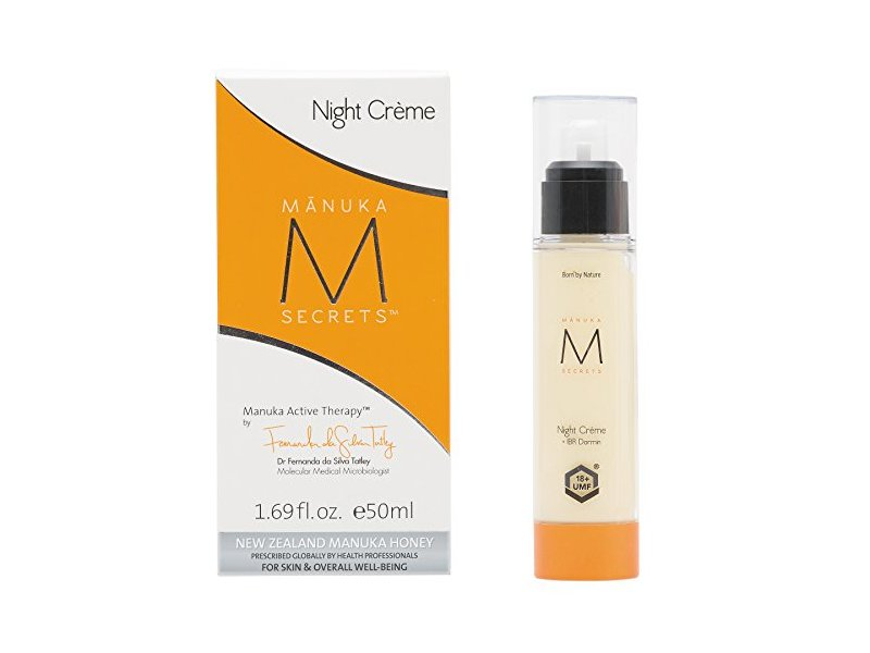 Manuka Secrets Night Creme