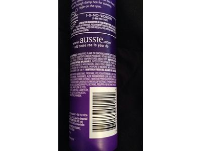 Aussie Catch The Wave Mousse Plus Leave In Hair Conditioner, Flexible Hold - 6.8 Oz - Image 4