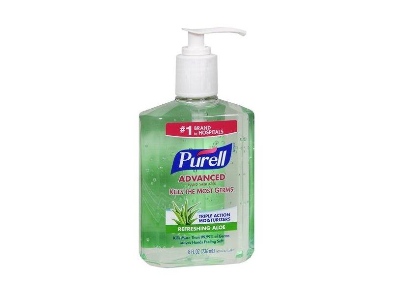Purell Advanced Hand Sanitizer, 8 fl. oz.