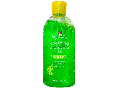 Rite Aid Soothing Aloe Vera Gel, Aftersun, 8 oz