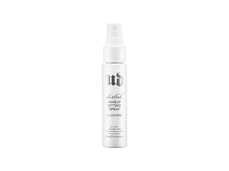 Urban Decay De-Slick Oil-Control Makeup Setting Spray ,1 oz