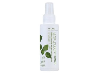 ACURE Conditioner Leave in Argan Oil + Argan Stem Cell, 4-Ounce by Acure - Image 1