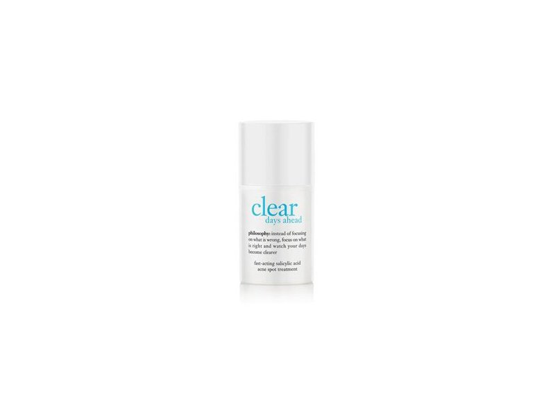 Philosophy Clear Days Ahead Blemish Spot Reliever-0.5 oz.