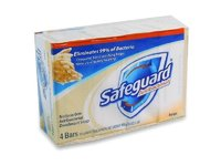 Safeguard Antibacterial Soap Beige 4 oz Each ( 4 in a Pack ) - Image 2