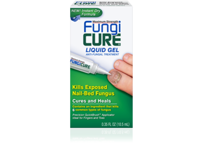 Fungicure Liquid Gel, 0.35 oz