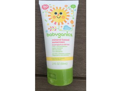Babyganics Mineral-Based Sunscreen 50 SPF, On-The-Go 2-Ounce Tube (Pack of 4), Packaging May Vary - Image 11
