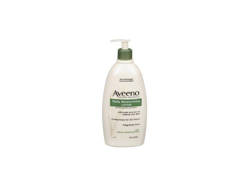 Aveeno Active Naturals Daily Moisturizing Lotion, 12 fl oz ...
