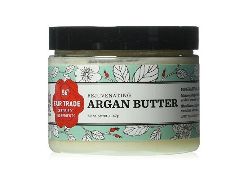 Nourish Organic™ Rejuvenating Argan Butter, 5.2 Ounce