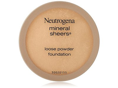 Neutrogena Mineral Sheers Loose Powder, Classic Ivory, 0.19 Ounce - Image 1