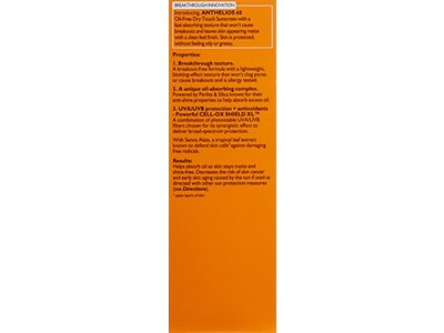 La Roche-Posay Anthelios Clear Skin Dry Touch Sunscreen, SPF 60, 1.7 fl. oz. - Image 8